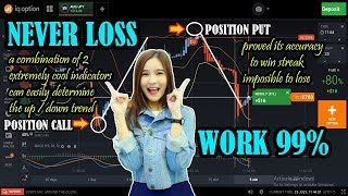 Never Loss 100% Work | This Strategy combination of 2 MACD & BOLLINGER indicators | In Binary Option