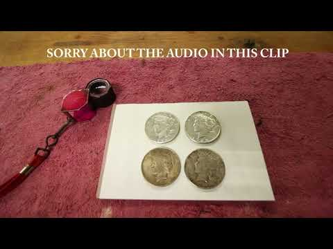 Should You Restore Silver Coins | CH Daily
