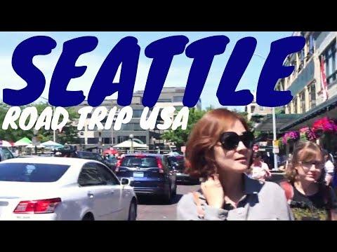 ROAD TRIP USA: Seattle, Washington