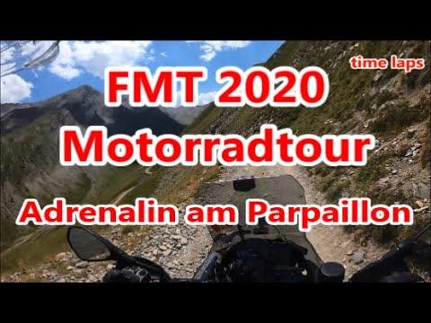 Teil 5, FMT 2020, Motorradtour, Adrenalin am Parpaillon, Juli/August