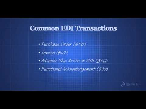 What is EDI - YouTube
