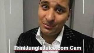 Russel Peters Introduces TriniJungleJuice.com