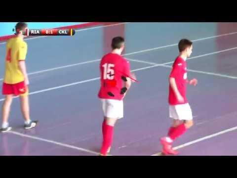 Обзор матча Ciklum United - RIA.com #itliga14