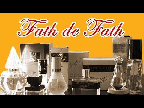 Моя коллекция парфюмерии 2: 💮 Винтаж 💮 FATH De FATH - Jacques Fath My Vintage Perfume Collection