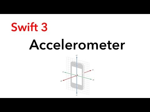 How to fetch accelerometer data  (Swift 3 + Xcode 8.1)