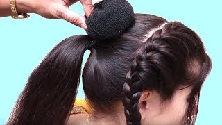 Different Hair style for Long Hair//Hairstyles for girls//occasion//Hairstyles Tutorials 2018