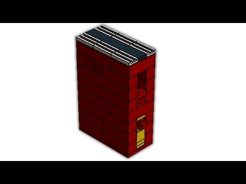 How To Build The Smallest Lego Candy Machine In The World Tutorial