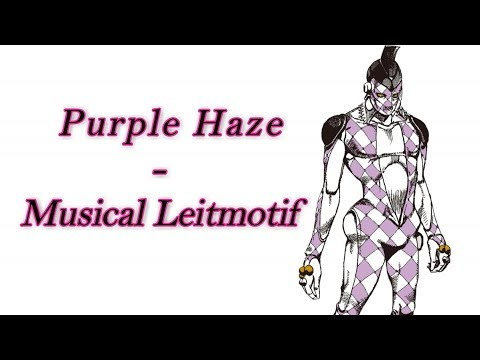 Fugo - Purple Haze JJBA Musical Leitmotif