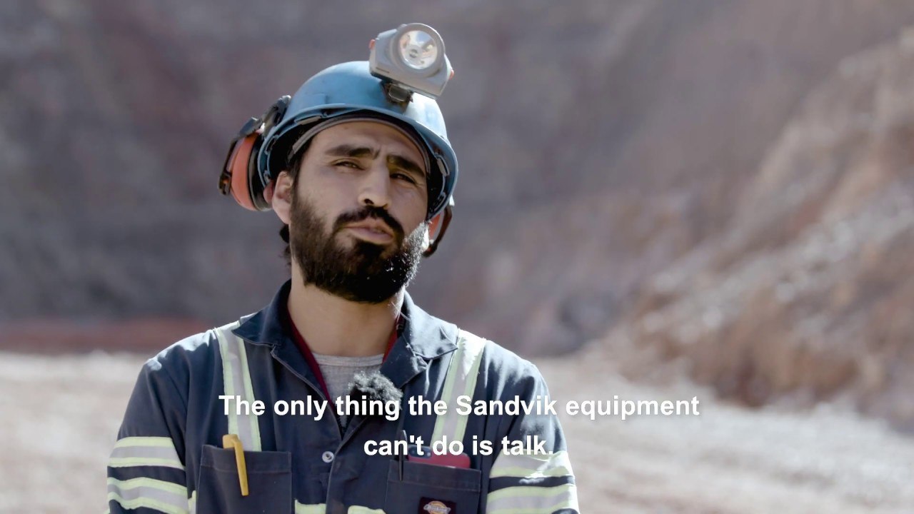 Welcome To Agnico Eagle Pinos Altos: Crowning Achievement | Sandvik Mining and Rock Technology
