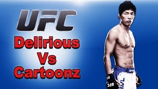 EA Sports UFC - Ep. 5 Delirious Vs Cartoonz (With DaithiDeNogla!)