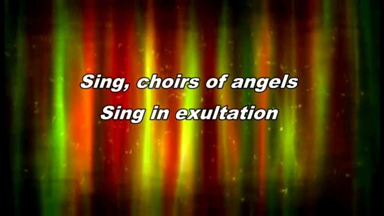 Christmas Joy Medley with Lyrics - YouTube