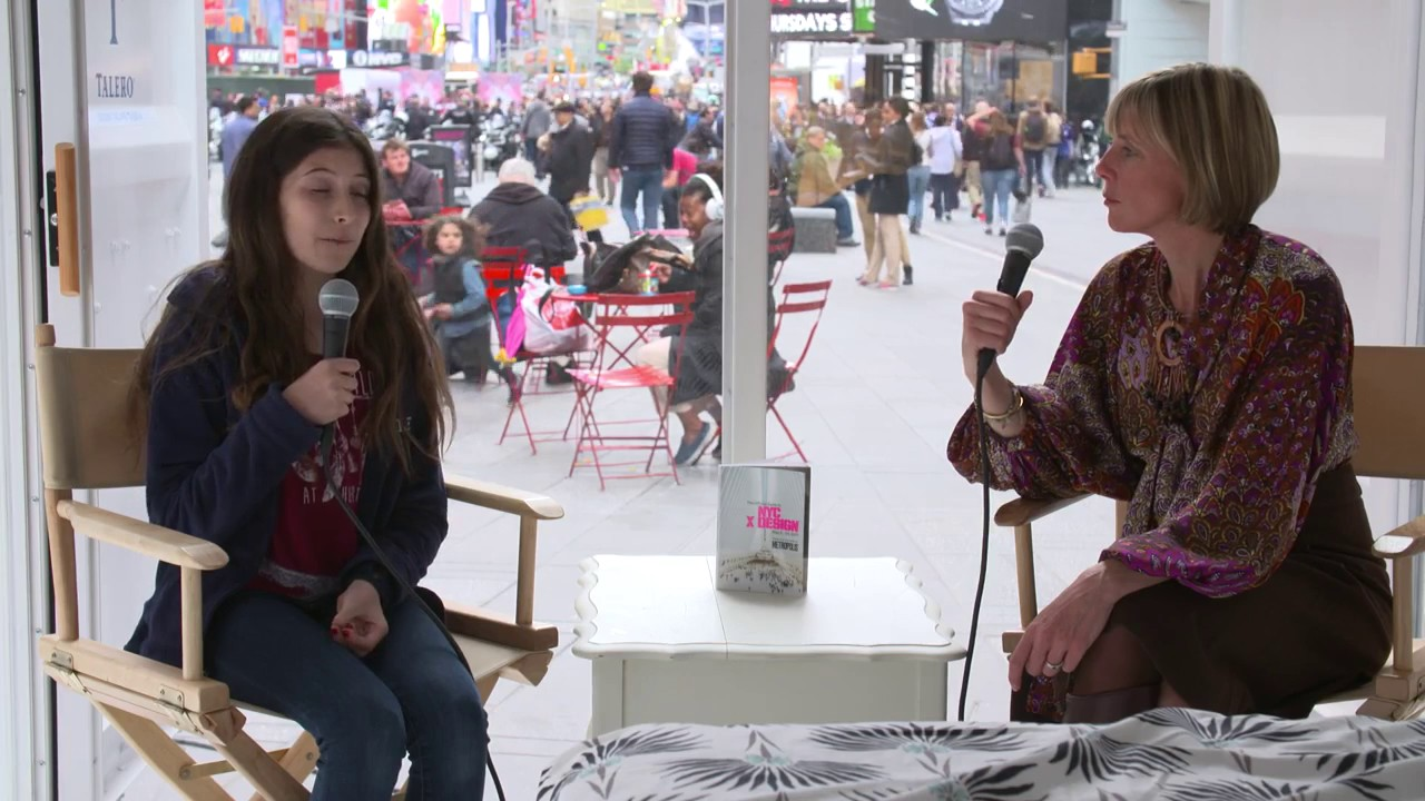 Hub Culture Times Square 2017 - Tamara Geisinger, Ambassador, Nalu Clothing Co