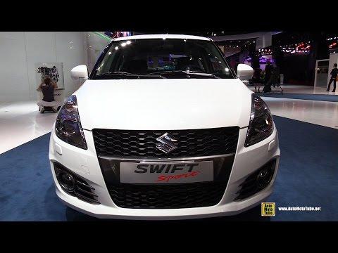 2015 Suzuki Swift Sport - Exterior and Interior Walkaround - 2014 Paris Auto show