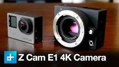 Z Cam E1 Micro Four Thirds video camera - Review