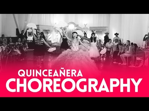 Quinceañera Surprise Dance Alexis - The Phantom of the Opera - Houston Chambelanes