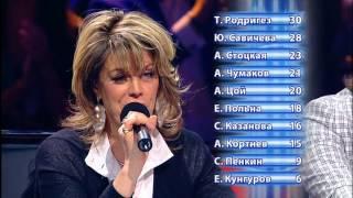 Голосование. Шоу Один в один. 5 выпуск (31.03.2013)