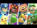 YouTube Turbo Super Smash Bros Ultimate - All Final Smashes