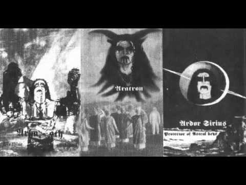 Hyperion - The Fellowship of the Wargod (1998) (Underground Black Metal Austria)