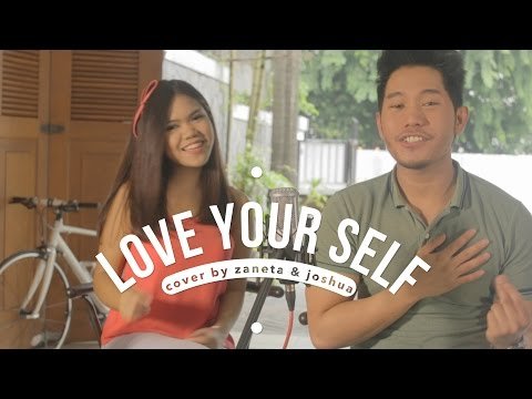 Love Your Self - Justin Bieber (Cover by Zaneta & Joshua)