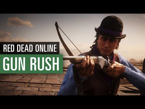 Red Dead Redemption 2 | Gun Rush - Battle-Royale-Modus im Check thumbnail