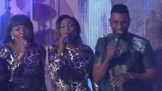 """Pearl Performs """"Alleluya Chimle"""" By Onyeka Onwenu"""