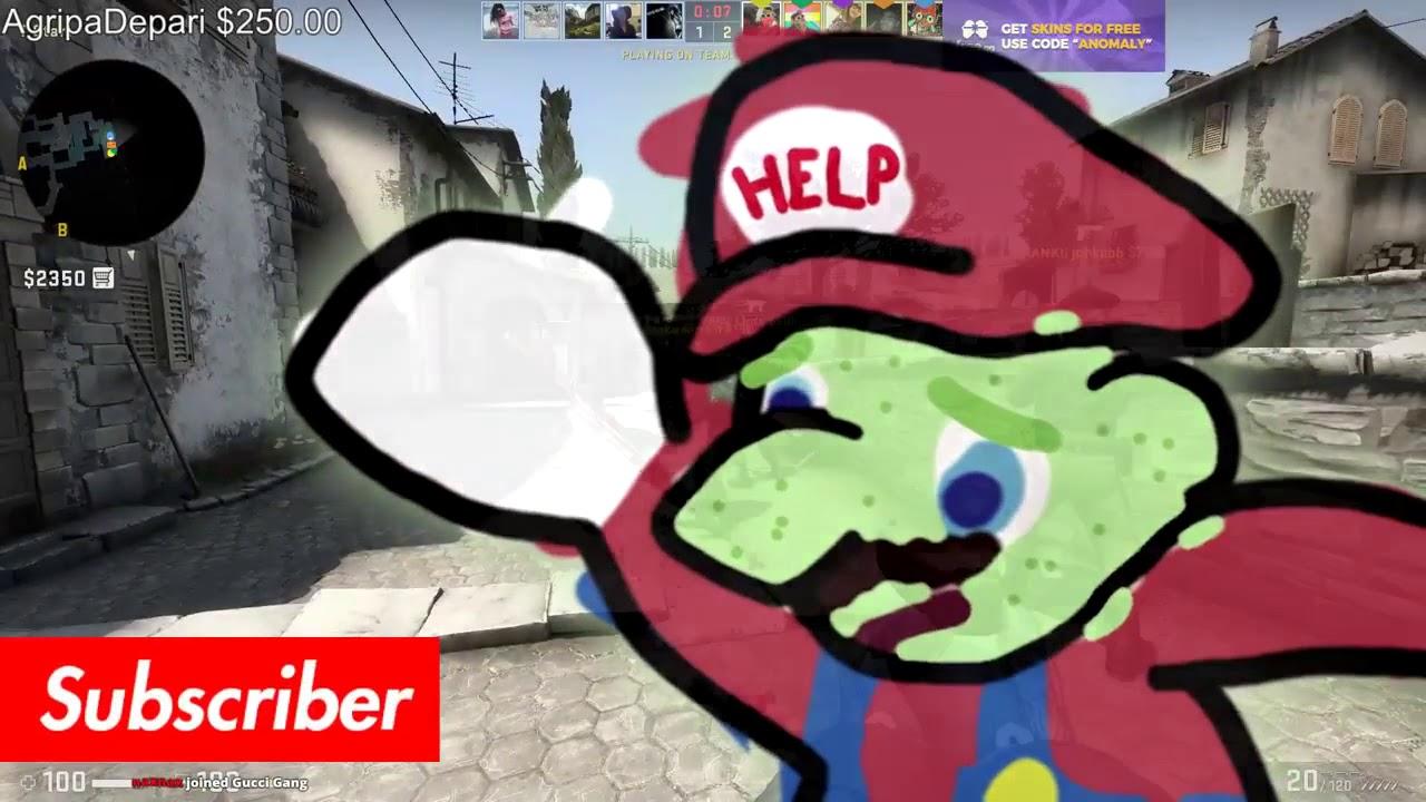 its-a-me malario - YouTube