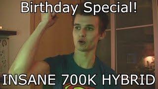 FIFA 14 NEXT GEN | Insane 700K Hybrid!
