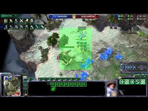 TESL - Has (P) vs Ball (T) - StarCraft 2 - Season Two Round Robin - G002