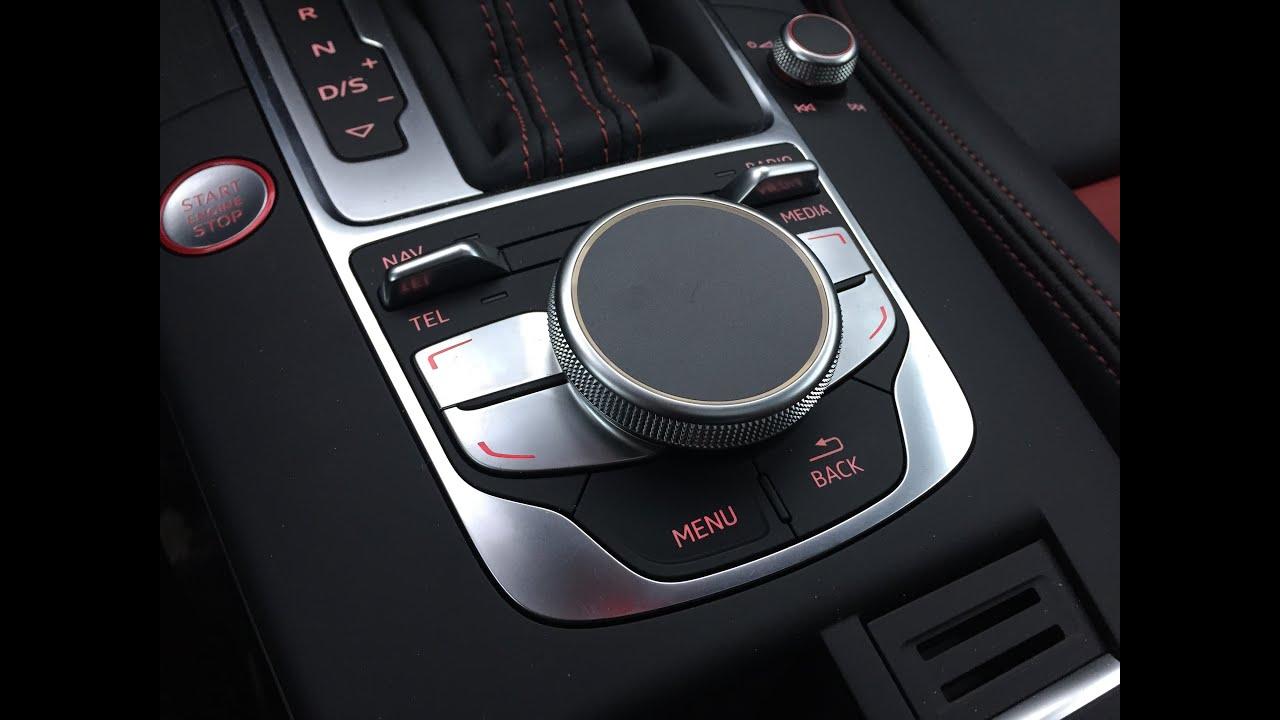 Audi A7 White Interior