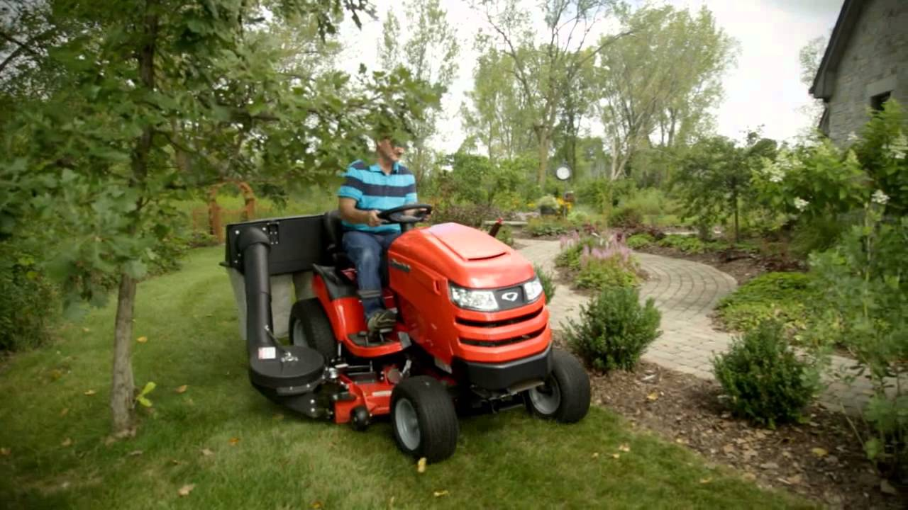 Simplicity Reviews Broadmoor Lawn Tractor Testimonial
