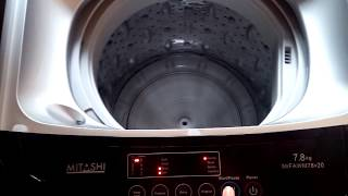 Un-Boxing & Review || Mitashi-MIFAWM78V20-7-8-kg-fully-automatic-top-loaded-washing-machine