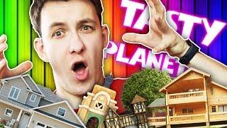 SEŽEREME CELOU VESNICI?! | Tasty Planet #3 | HouseBox