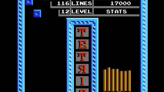 Tetris (tengen) - Demo 1 of 2 - User video