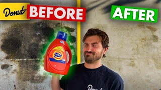 3 Methods of DIY Driveway Cleaning TESTED