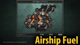 Airship Fuel (401910)  Opus Magnum 7 Let39;s Play with Lyte