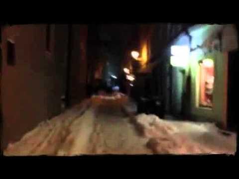 Skiing Bratislava City