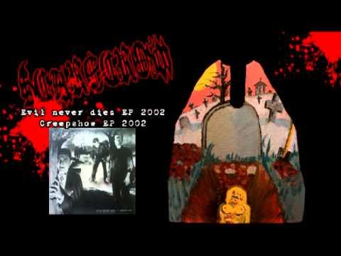 SCARECROW - Evil never dies   Creepshow FULL ALBUM (2002)