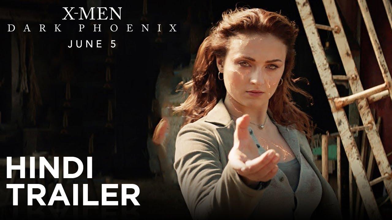 Download X-Men: Dark Phoenix | Official Hindi Trailer | June 5 | Fox Star India