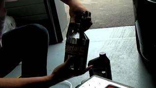 Nettoyage de FAP BMW 330D sans démontage