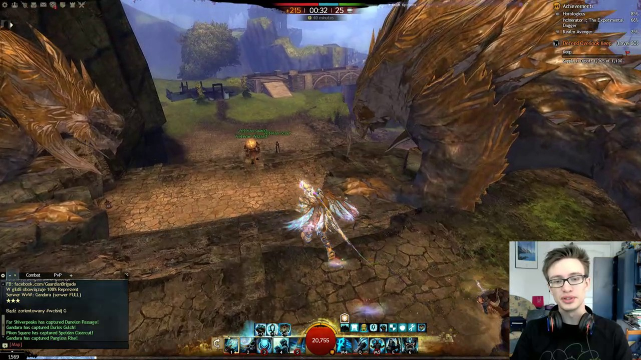 Game Guilds War 2: review, features, passage and reviews 85