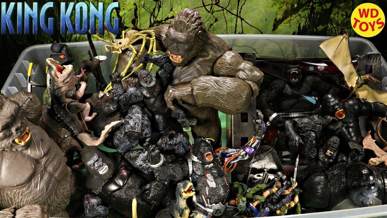 Kong Skull Island Mega
