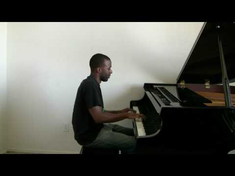 Say Ahh - Trey Songz Piano Cover