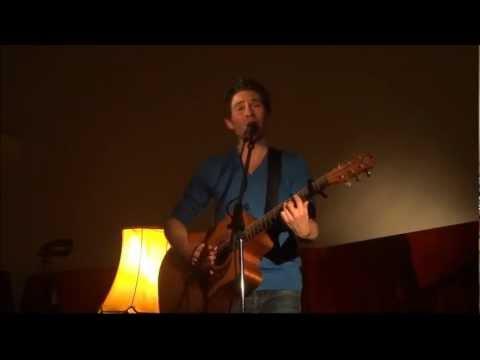 Mark Wilkinson - Middle Ground (Live @ Glebe Cafe Church, Sydney)