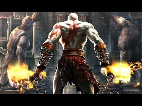 God of War 2 All Cutscenes (Game Movie) 1080p 60FPS HD