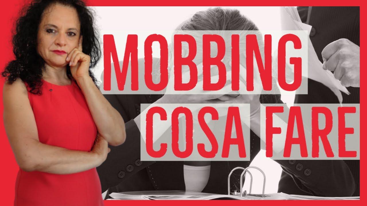 Download MOBBING: COS'È E COME DIFENDERSI