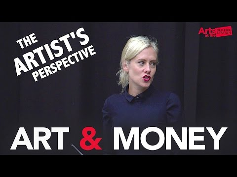 'ART & MONEY' with Bryony Kimmings. An artist's perspective