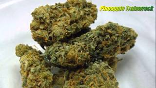 видео pineapple trainwreck
