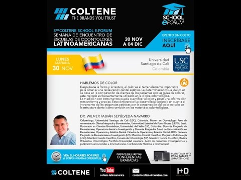 351 5th Coltene School E-Forum - Colombia - Hablemos de color