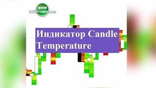 Индикатор Candle Temperature. Чем проще стратегия, тем легче её торговать