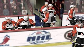 NHL 2001 PS2 (PCSX2) NYI at PHI